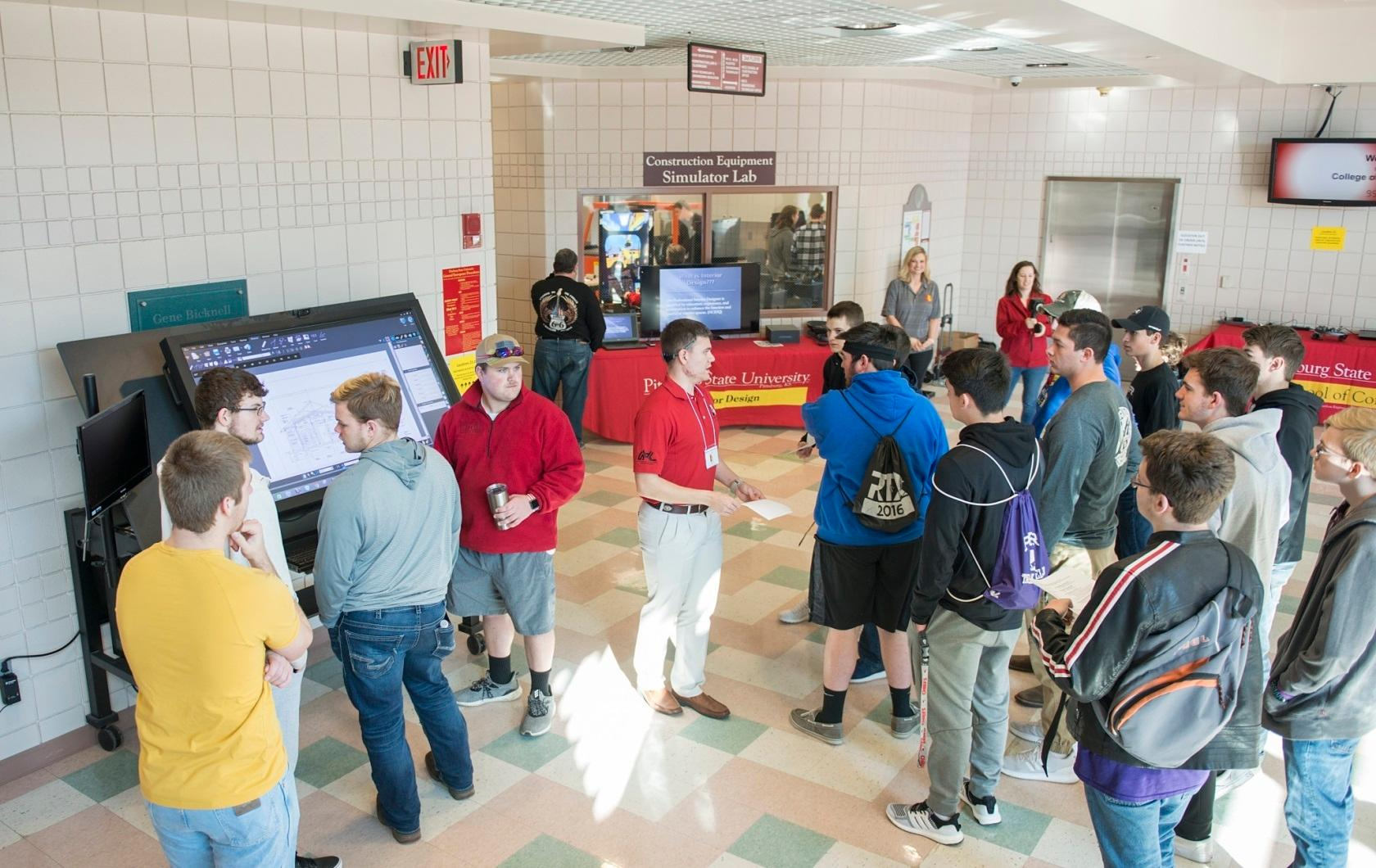 College of Technology Open House