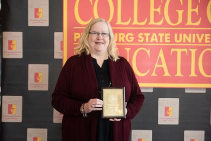 COE Award Marcia Base