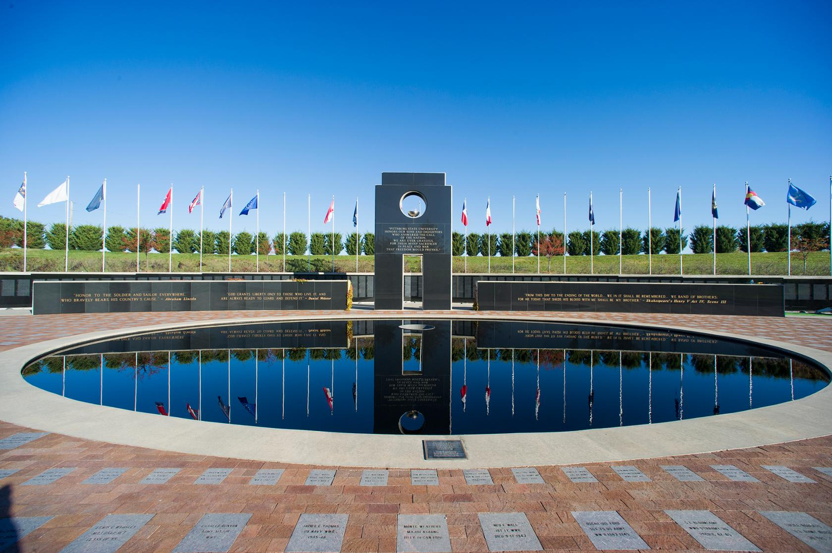 Memorial Day ceremony planned for Monday